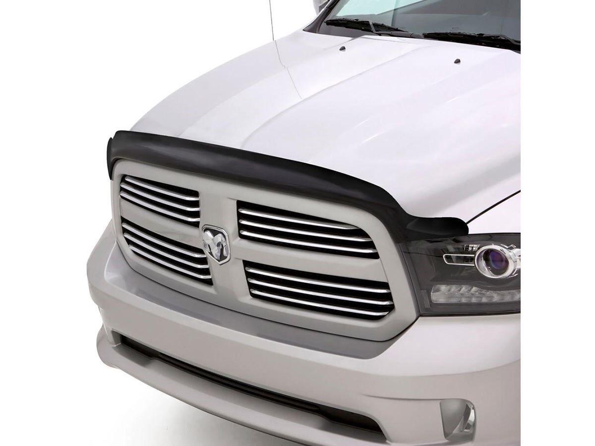 Auto Ventshade 25120 Bugflector II Dark Smoke Hood Shield for 2010-2018 Dodge Ram 2500 & 3500 Exterior Accessories