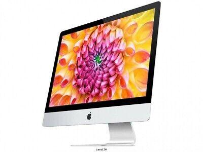 GORGEOUS Apple iMac A1418 MF883LL/A 8GB Core i5 1.4GHz 500GB+WARRANTY!