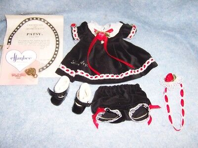 1996 Effanbee- Patsy Grande Finale #V541 Outfit ONLY!