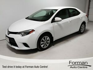 2014 Toyota Corolla LE - Htd Seats | Backup Cam | Bluetooth