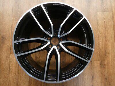 1x Mercedes-Benz AMG Alufelge X167 GLS A1674017700 7X23 9,5Jx23 ET45 Original