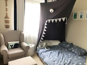 Shark canopy for bedroom