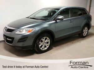 2012 Mazda CX-9 GS - Htd. Seats | 7-Passenger | New tires| Bl...
