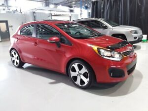 2013 Kia Rio RIO5 SX 5DR HATCH w/ BLUETOOTH, HEATED LEATHER / S