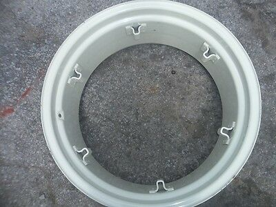 Two 12x28 12-28 6 Loop Ford Deere Farm Tractor Rims