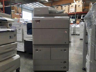 Canon Imagerunner Advance 6065 Black White Copier Printer Scanner 6055 6075