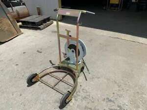 Raasm 64001 portable air operated grease trolley - Grease180kg Kewdale Belmont Area Preview