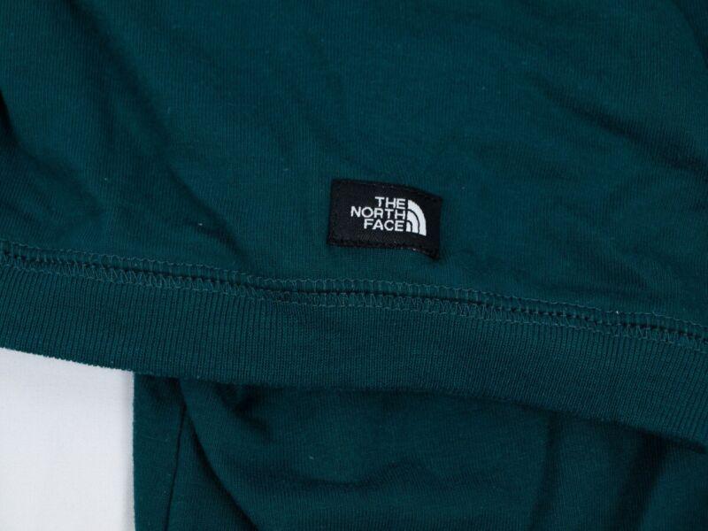 075ec885f Details about The North Face VTG 90's DEAD STOCK Green Tekware Mens Tek T  Shirt - L USA