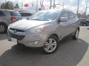 2011 HYUNDAI TUCSON GLS | Leather • Fully Loaded •