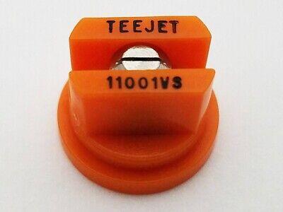 Teejet 110 Flat Spray Tip Stainless Orange Tp11001vs