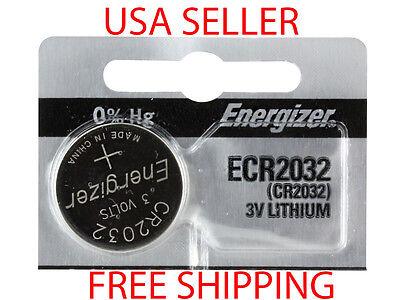 Apple TV Remote Battery 2nd & 3rd Gen Ships USA ENERGIZER ECR2032 L@@k!! CR2032