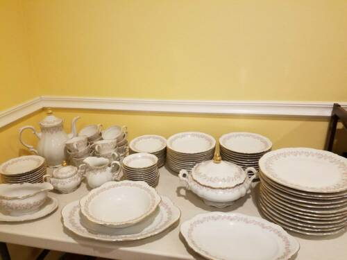 SET OF MITTERTEICH LADY BEATRICE CHINA BAVARIA, GERMANY 92 PIECES
