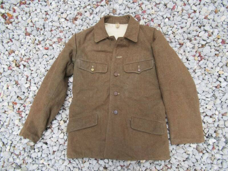 WW2 Imperial Japanese Army uniform type 3 made in 1944 Military free shipping !!