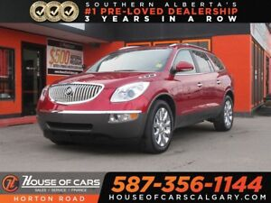 2012 Buick Enclave CXL/ Back Up Cam/ Heated Seats