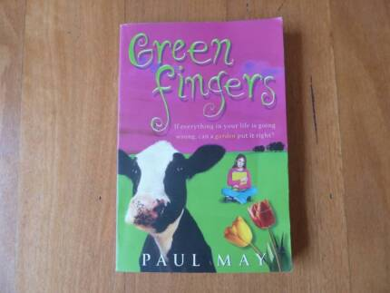 Green Fingers by Paul May. 222pages.