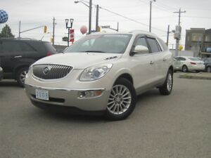 2008 BUICK ENCLAVE CXL | AWD • Loaded • Leather •