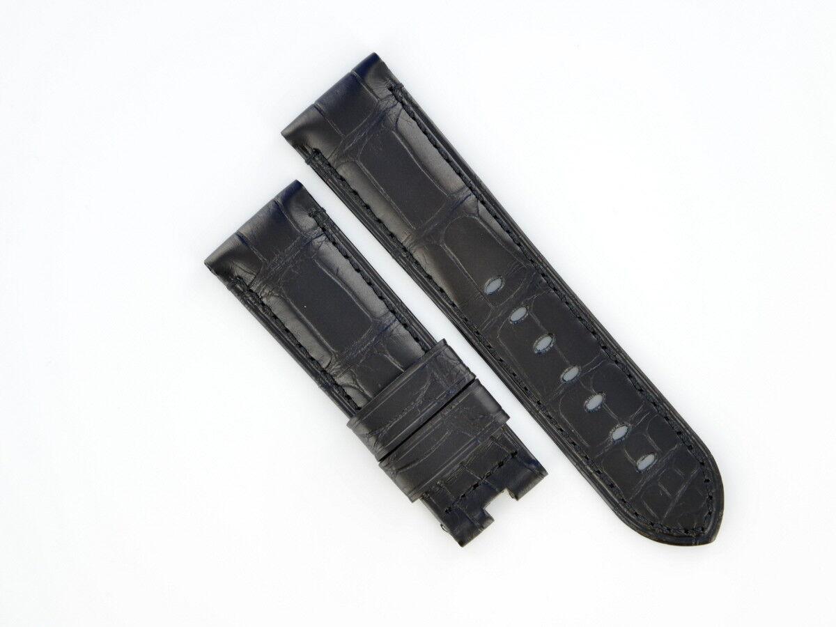Panerai Lederband 24/22 mm Alligator  Neu vom Uhrencenter Berlin 17752-16