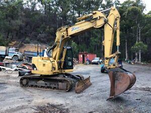 Caterpillar 314CCR excavator Cuprona Central Coast Preview