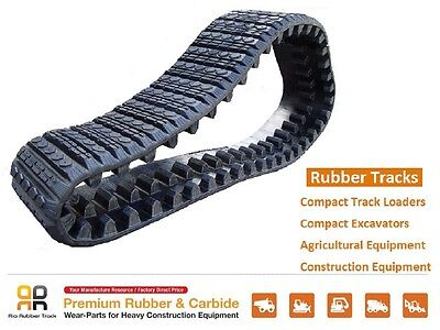 Rubber Track 380x101.6x42 Cat 247b 2 3 257b 2 3 D Asv Rc50 Rc60 Skid Steer