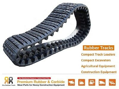 Rubber Track 380x101.6x42 Cat 247b 2 3 257b 2 3 D Asv Rc50 Rc60 Skid Steer