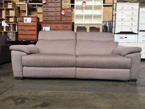 PEDRO FABRIC ELECTRIC RECLINER SOFA Granville Parramatta Area Preview