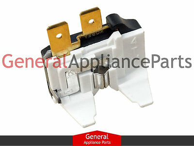 Whirlpool Refrigerator Overload Protector 4357157 4343849 14251316 KLIXON KL1X0N