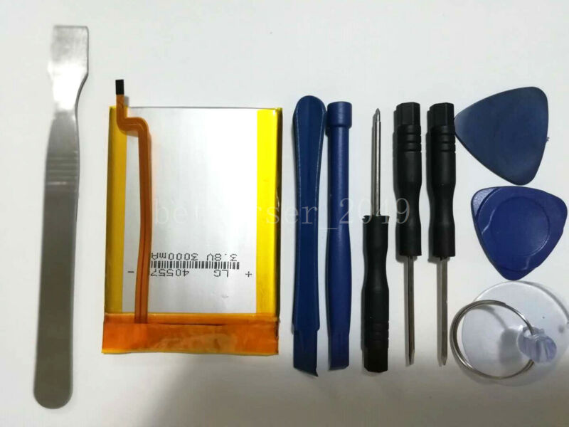 3000mAh Battery for Apple iPod Classic thin 6th 80GB 120GB 7th 160GB 5th 30GB