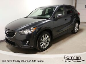 2015 Mazda CX-5 GT - Tech package   Navi   Htd. Leather   BOS...