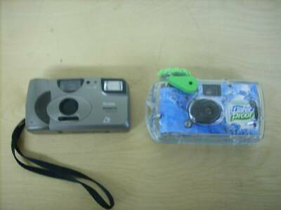 ONE Fuji Point and Shoot Water Proof 35mm Film Camera