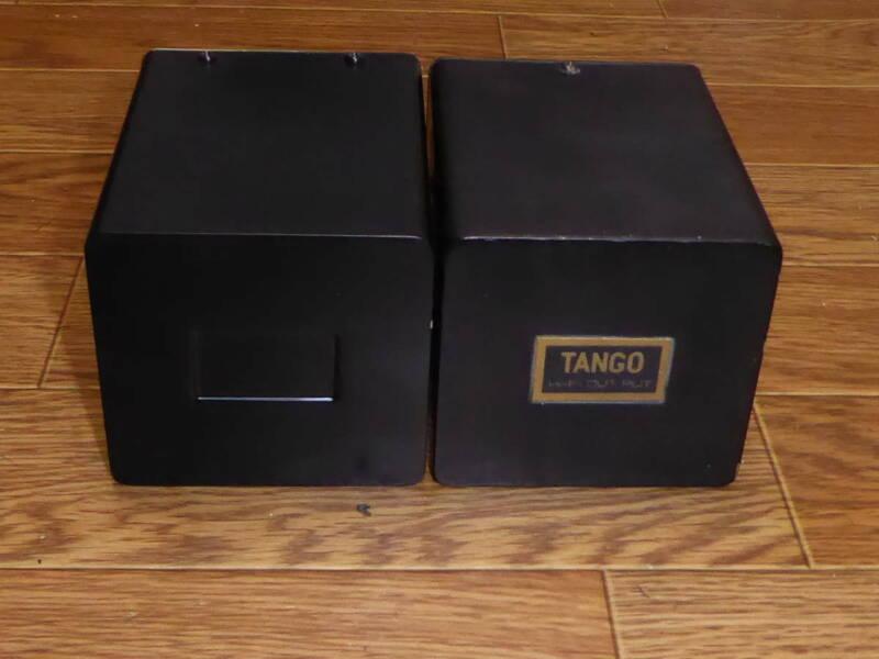 Pair TANGO output transformers for 2A3, 45, 300B vv..vv Japan F/S
