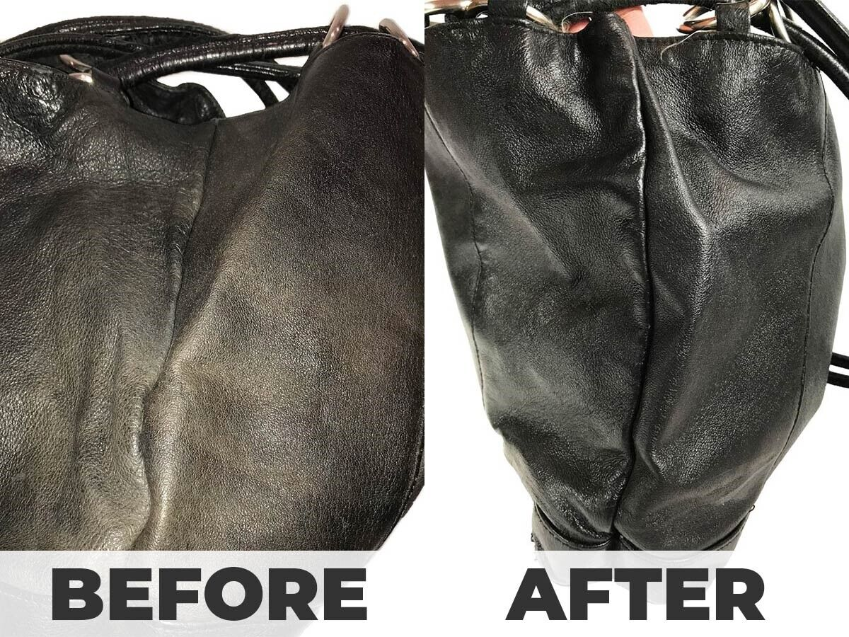 Leather Color Restorer & Refinish Repair Touch Up Leather Dye Leather Hero 2oz Crafts