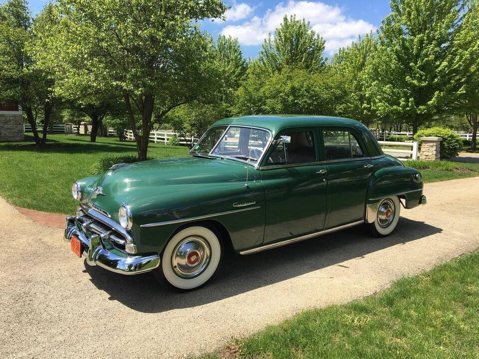 Wanted: 1950-52 Dodge or Plymouth   Classic Cars   City of Toronto ...