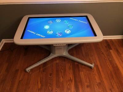 Smart 442i 42 Touchscreen Table Children Computer Learning Center Kids