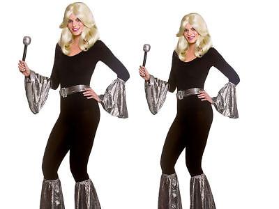 Mamma Mia Ladies 1970s 70s Fancy Dress Costume Accessory KIT One - Mamma Mia Fancy Dress Kostüm
