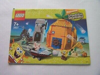 LEGO® Bauanleitung / Instruction Nr. 3827