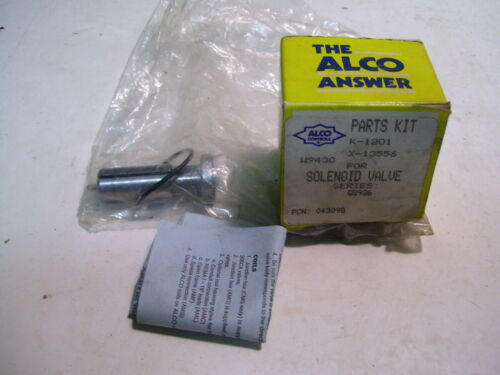 NIB EMERSON   -ALCO-  K 1201 SOLENOID REBUIDING KIT FOR GS926 VALVES P3904