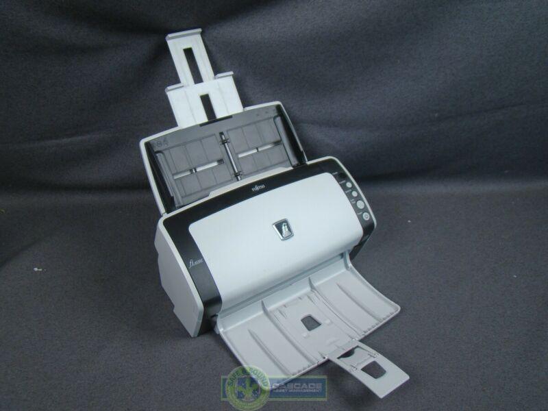 Fujitsu fi-6130z Document Scanner!
