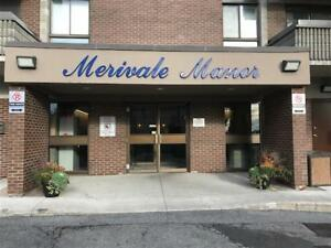 1 Bedroom  October 1st-Ottawa West Location!