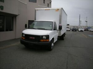 2015 Gmc Savana Cube Van 16' CUBE VAN - Text 902-200-4475 WAS $2