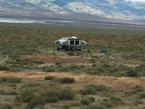 Rare LODE gold mining claim in Section 24 Rye Patch, Nevada