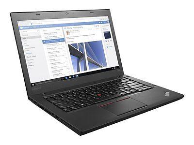 "Lenovo ThinkPad T460 14"" IPS 1080 i5 6300 FAST SSD 8GB RAM Backlit KB WTY #10573"