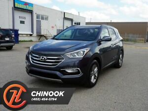 2018 Hyundai Santa Fe Sport Luxury w/ Bluetooth, Heated Seats, N