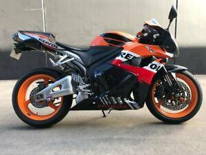 2011 Honda CBR600RR Sports 599cc