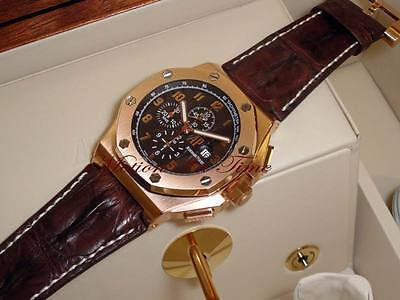 Offshore Star - Audemars Piguet Arnold All Stars Offshore Rose Gold Limited 26158OR.OO.A801CR.01