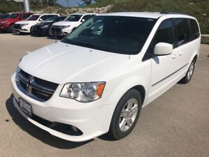 2017 Dodge Grand Caravan Crew | LOANS APPROVED ON-THE-SPOT