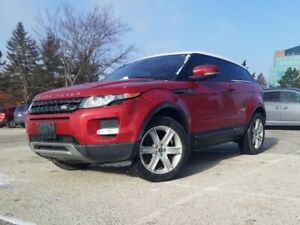 2013 Land Rover Evoque Pure Plus