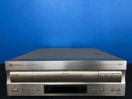 Pioneer DVL-909 LD / DVD / CD Laserdisc Player Used