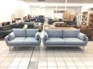 FORWELL 3 PLUS 2 SEATER HIGH END FABRIC Logan Central Logan Area Preview