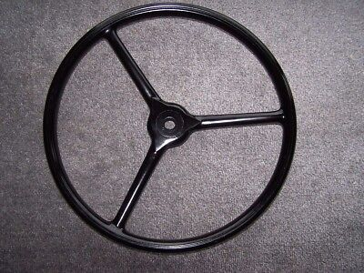 Economy Power King Jim Dandy Garden Tractor Lawn Steering Wheel - NOS Brand New