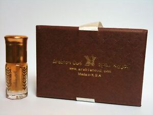 NEW *KALEMAT* BY ARABIAN OUD EXQUISITE HIGH QUALITY PERFUME OIL ATTAR